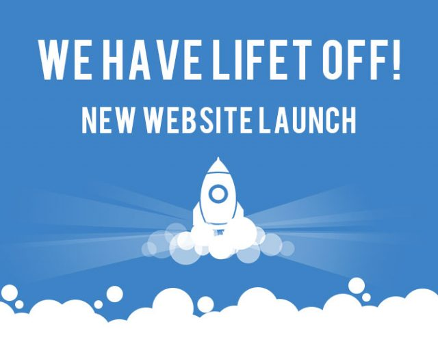 a new website is born