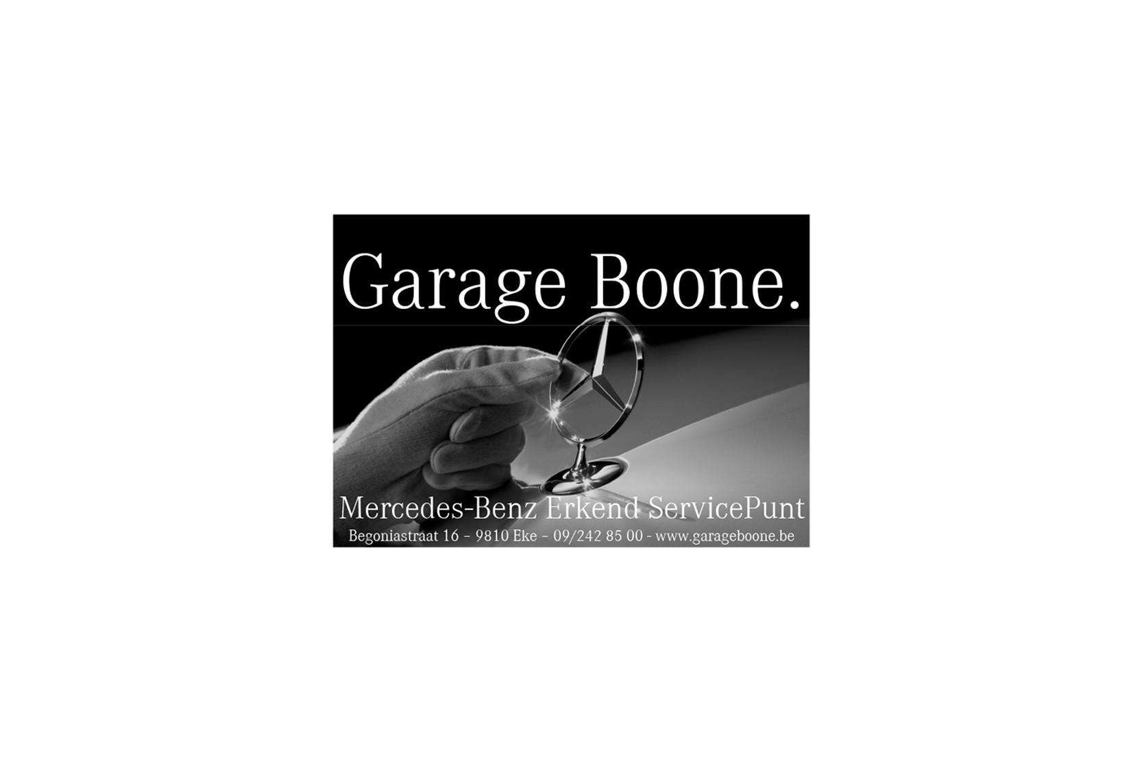 Garage Boone