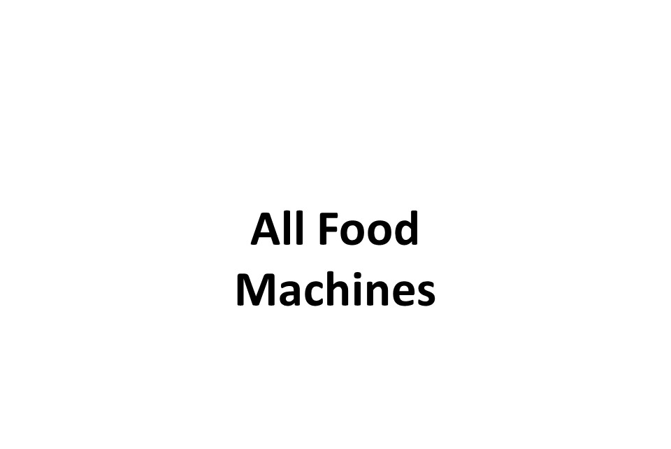 All Food Machines